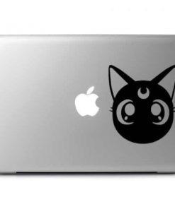 Sailor Moon Totko Monster Laptop Decal