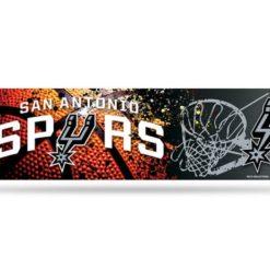 San Antonio Spurs Bumper Sticker NBA Officially Licensed