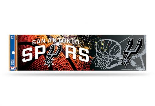 San Antonio Spurs Bumper Sticker NBA Officially Licensed