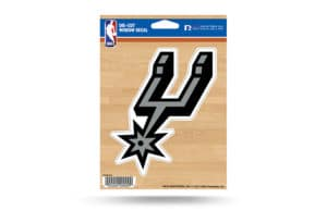 San Antonio Spurs Window Decal Sticker NBA Officially Licensed