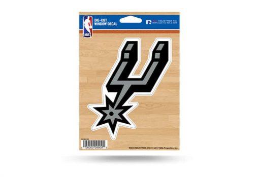 San Antonio Spurs Window Decal Sticker NBA Officially Licensed