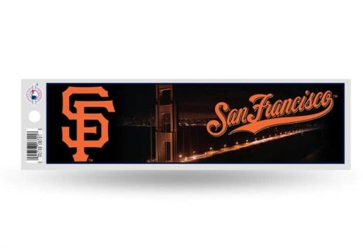 San Francisco Giants Bumper Sticker Officially Licensed MLB