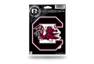 South Carolina Gamecocks Window Decal Sticker Officially Licensed