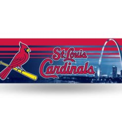 St Louis Cardinals Bumper Sticker Officially Licensed MLB