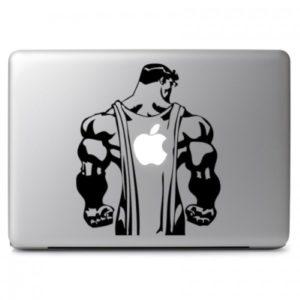 Superman Laptop Decal Sticker