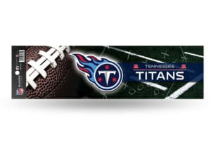 Tennessee Titans Bumper Sticker Officially Licensed NFL