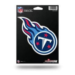 Tennessee Titans Window Decal Sticker Officially Licensed NFL