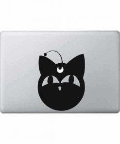 Tokomonster Laptop Decal Sticker Luna the Cat