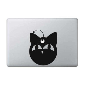 Tokomonster Laptop Decal Sticker Luna the Cat
