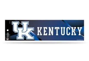 University of Kentucky Wildcats Bumper Sticker Officially Licensed