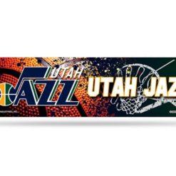 Utah Jazz Bumper Sticker NBA Officially Licensed