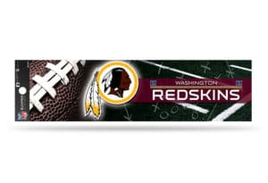 Washington Redskins Bumper Sticker Officially Licensed NFL