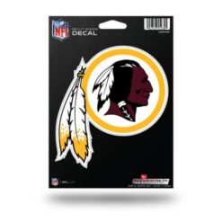 Washington Redskins Window Decal Sticker Officially Licensed NFL