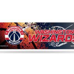 Washington Wizards Bumper Sticker NBA Officially Licensed