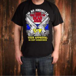 2nd Amendment Right To Bear Arms Tee Shirt