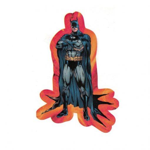 Batman II Justice League Laptop Locker Phone Sticker Licensed DC Comics