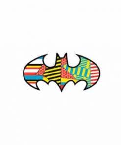 Batman Retro Laptop Locker Phone Sticker Officially Licensed