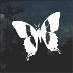 Butterfly Window Decal Sticker a17