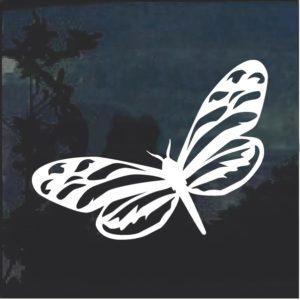 Butterfly Window Decal Sticker a13