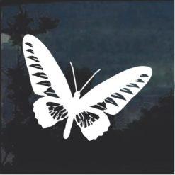 Butterfly Window Decal Sticker a14