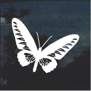 Butterfly Window Decal Sticker a14