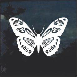 Butterfly Window Decal Sticker a16