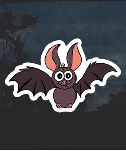 Cute Bat Window Decal Sticker