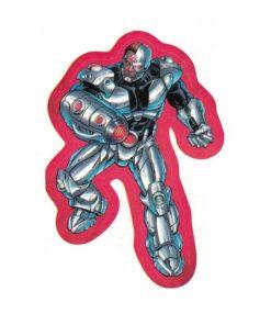Cyborg Justice League Laptop Locker Phone Sticker Licensed DC Comics