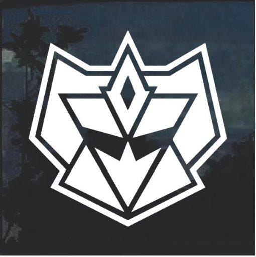 Decepticon - Generation 2 Window Decal Sticker