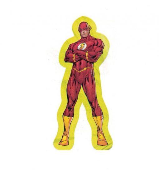 Flash II Justice League Laptop Locker Phone Sticker Licensed DC Comics