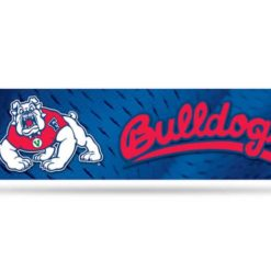 Fresno State Bulldogs Bumper Sticker Officially Licensed