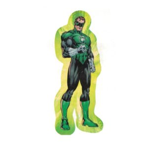 Green Lantern II Justice League Laptop Locker Phone Sticker Licensed DC Comics