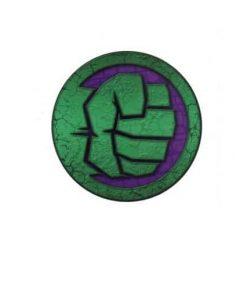 Hulk Fist Marvel Comics Licensed laptop Sticker