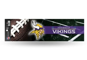 Minnesota Vikings Bumper Sticker Officially Licensed NFL