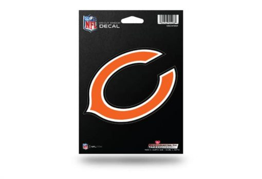 NFL Football Chicago Bears Window Decal Sticker Officially Licensed