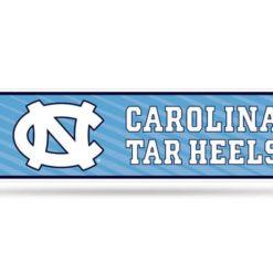 North Carolina Tar Heels Bumper Sticker Officially Licensed