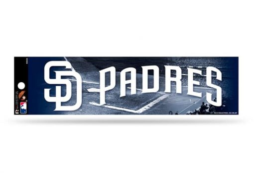 San Diego Padres Bumper Sticker Officially Licensed MLB