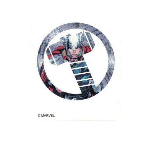 Thor Hammer II Marvel Comics Licensed laptop Sticker