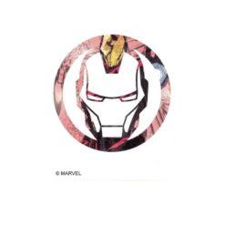 Iron Man III Marvel Comics Licensed laptop Sticker