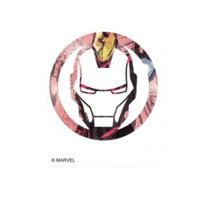 Iron Man III Marvel Comics Licensed laptop Sticker