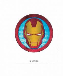 Iron Man Marvel Comics Licensed laptop Sticker