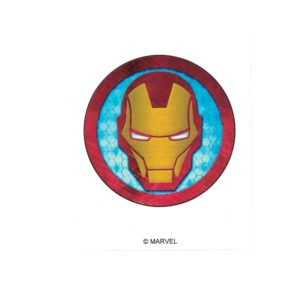Iron Man Marvel Comics Licensed laptop Sticker