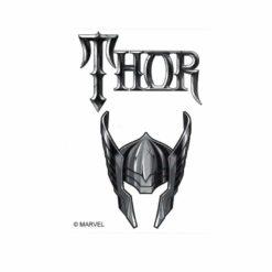 Thor Helmet Marvel Comics Licensed laptop Sticker