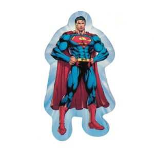 Superman II Justice League Laptop Locker Phone Sticker Licensed DC Comics