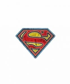 Superman Red and Gold Decal sticker