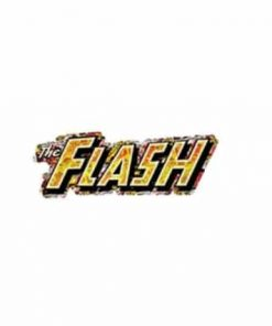 The Flash Comics Laptop Locker Phone Sticker Officially Licensed