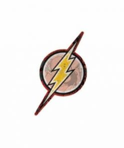 The Flash Bolt Laptop Locker Phone Sticker Officially Licensed