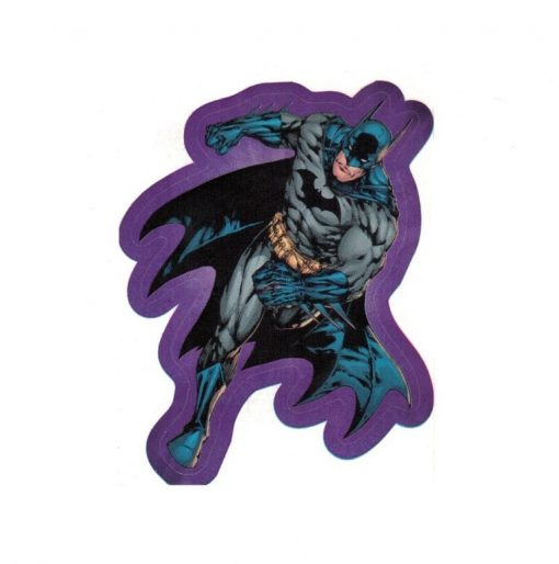Batman Justice League Laptop Locker Phone Sticker Licensed DC Comics
