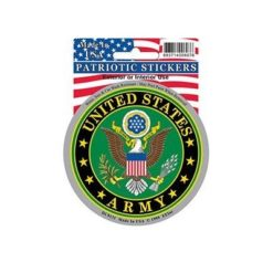 US Army Seal Full Color Window Decal Sticker Licensed