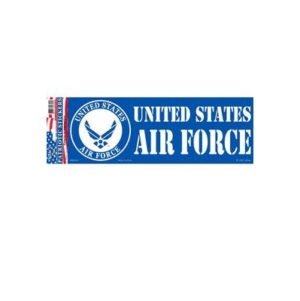 USAF Air Force 3x10 Full Color Decal Sticker Licensed